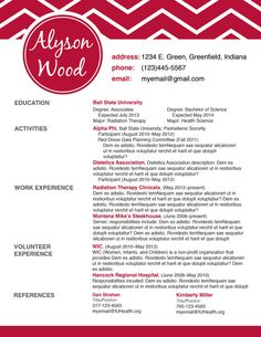 again on pinterest resume resume templates and resume design