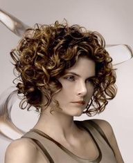 1000 images about hair gallery permanent wave on pinterest curly hair curls and short curly
