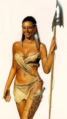 erotic fantasy women art witch