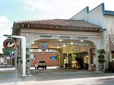 Pagorias Gass Station And Garage Chicago Heights Lincoln
