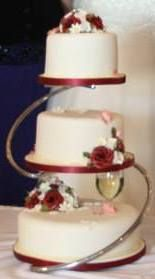 1000 Images About Three Tier Cake Stands On Pinterest