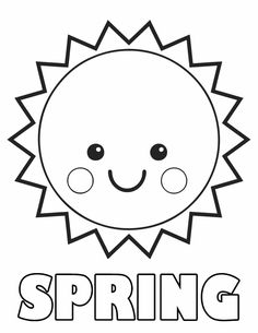 coloring pages coloring and sun on pinterest