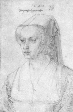 """""""Portrait of a Woman"""