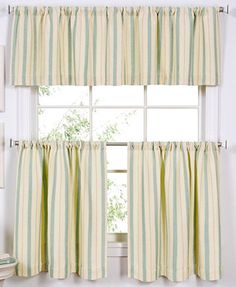 Curtains Valances Rod Pocket Window