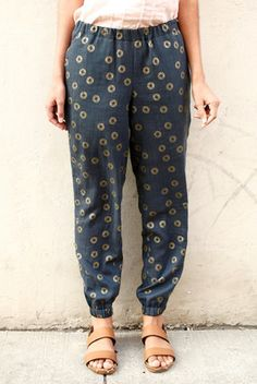 Luna Pants Sewing Pa