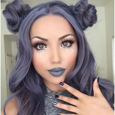 1000 ideas about purple grey hair on pinterest gray hair grey hair dyes and grey ombre