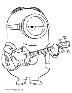 1000 images about minions coloring pages on pinterest coloring