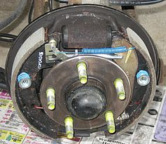 1000 images about monica10 on Pinterest | Drum brake, Rear brake pads and Taurus