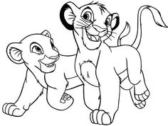 coloring pages the lion and printable coloring pages on pinterest