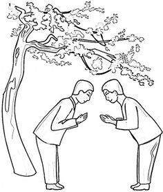 kimonos coloring pages and december on pinterest