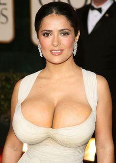 she has torpedo tits