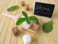 How is stevia used?