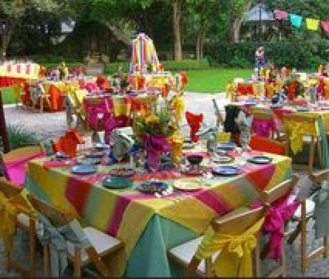 Decorate Well In A Mexican Themed Party The Decorations Will Have A Huge