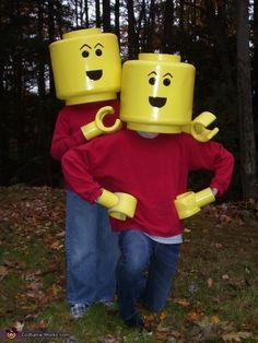 Lego mini figure cos