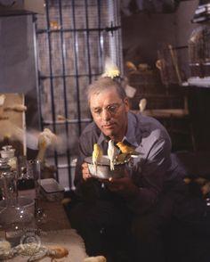 Birdman of Alcatraz on Pinterest | Prison, Al Capone and Machine ...