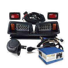 Club Car Light Wiring Diagram on 36v electric golf cart wiring diagram    Yamaha   Pinterest