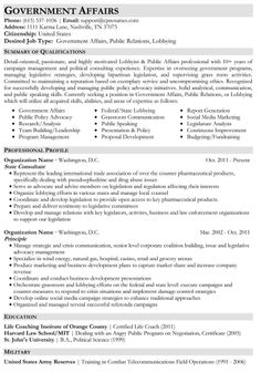 resume examples resume and resume templates on pinterest