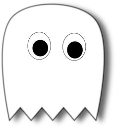 pac man ghosts and icons on pinterest