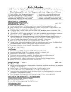 retail stores retail manager and resume on pinterest