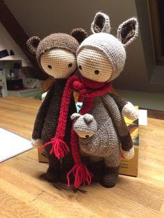 Bina the bear and Ki