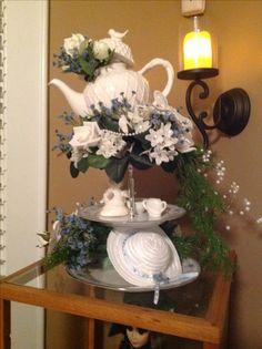 1000 Images About Womans Tea Hat Theme On Pinterest