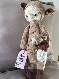 Kira the kangaroo ma