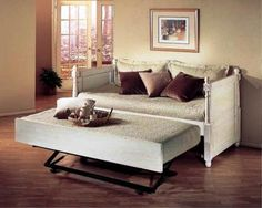 Bedding Adorable Appereance And Designs Daybed With Pop Up Trundle