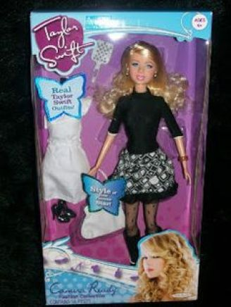 Image result for taylor swift doll