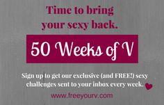 50 Weeks of V Sex