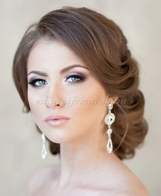 19 stunning ideas for your wedding makeup looks wedding makeup and makeup