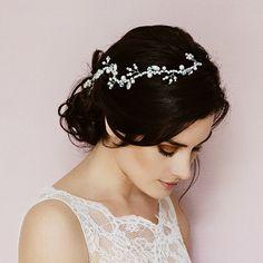 pearl wedding hair b elaine side hair slide lily luna edinburgh hair accessories