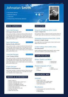 cielo cv cielo cv is a modern web2 0 styled html cv resume template