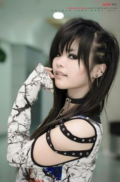 1000 Images About Visual Kei Make Up And Hair On