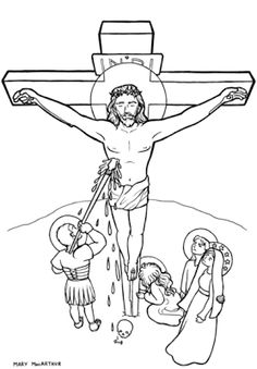 coloring pages coloring and catholic on pinterest