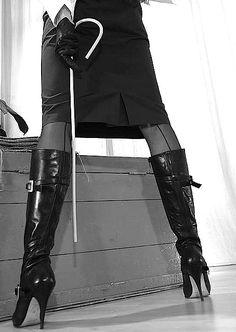 older mistress