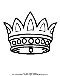 crowns coloring pages and google images on pinterest