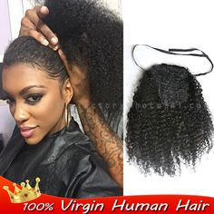 drawstring ponytails for black women mohawk ponytail hairstyle hair and tips pinterest