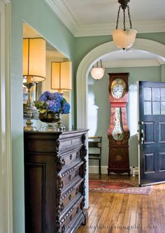 1000 Images About Entry Halls And Hallways On Pinterest