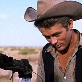 Image result for rock hudson and james dean in giant