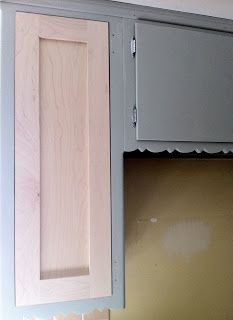 How To Update Kitchen Cabinet Doors On A Dime Cook In