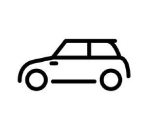 Image result for red mini car icon image