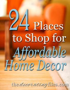 the best sites for super affordable home decor this is seriously