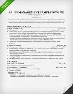 Sales Manager Resume Examples Google Search Resumes Pinterest Manager Ideas And Resume