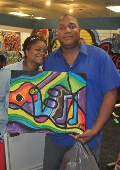 Art Paint Decatur Byob Studio