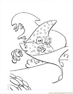 stingrays coloring and coloring pages on pinterest