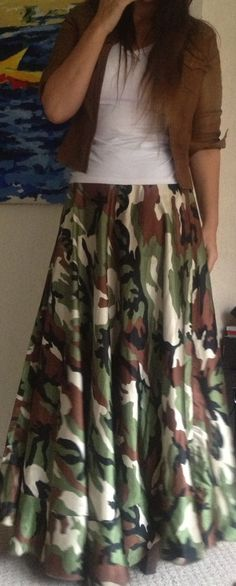 Realtree Camo Skirt Plus Size