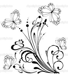 1000 images about butterfly drawing on pinterest butterfly drawing