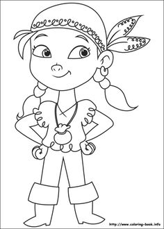 pirates disney jr and coloring pages on pinterest