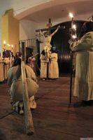 Via Crucis de la Juventud iniciando su recorrido