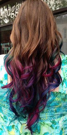 chalky chalky hair on pinterest hair chalk dark hair and green hair
